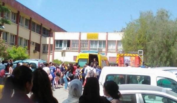 Une explosion à l'université de Tizi-Ouzou a fait plusieurs blessés