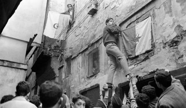 C'était à l'indépendance, quand les Algériens caressaient le rêve de la liberté.