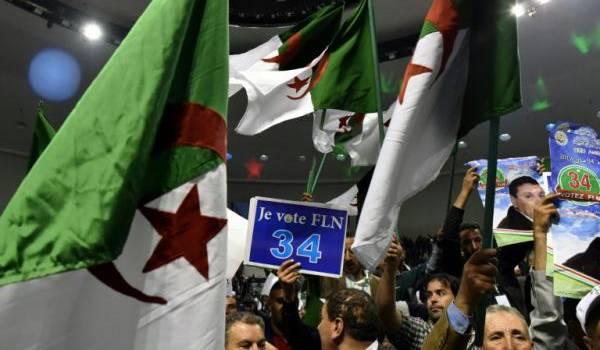 Le FLN, comme depuis l'indépendance, a organisé un énième hold up électoral.