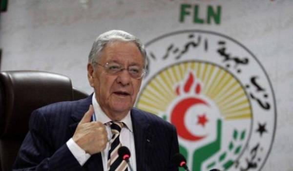 Ould Abbès : en 1995, on a proposé la présidence à Bouteflika «sur un plateau d'or»