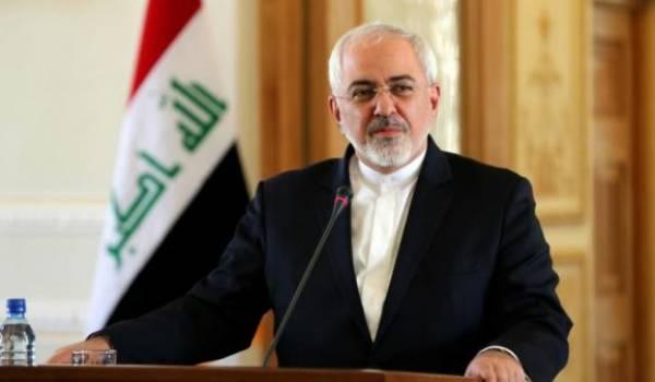 Le ministre iranien des Affaires étrangères Mohammad Javad Zarif .
