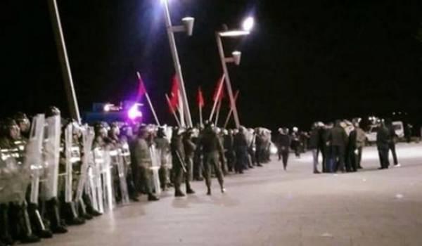 Le Makhzen entend désormais étouffer la contestation du Rif amazigh.