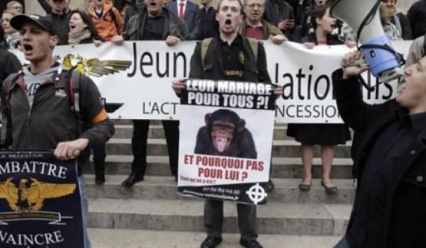 L'extrême droite prospère à Lyon.