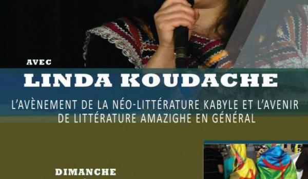 Conférence de Lynda Koudache le 7 mai au centre communautaire de Heron à Ottawa