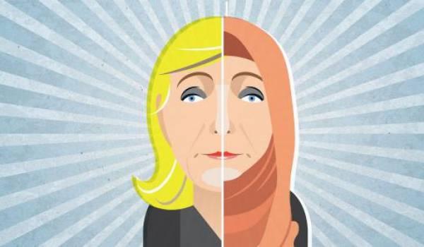 """Le prophète Mohammed """"ascendant"""" de Marine Le Pen par sa mère, persiste le généalogiste!"""