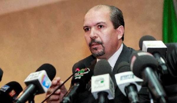 Mohamed Aissa, ministre algérien des affaires religieuses et du Waqf.