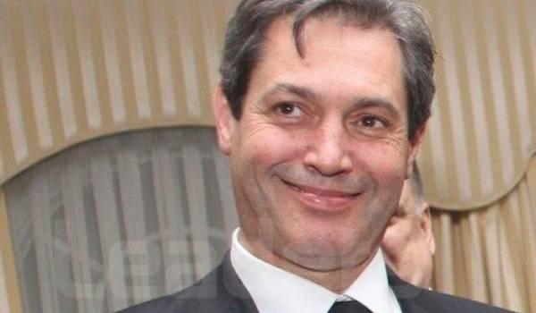 Riadh Mouakher, ministre tunisien des Affaires locales et de l'Environnement