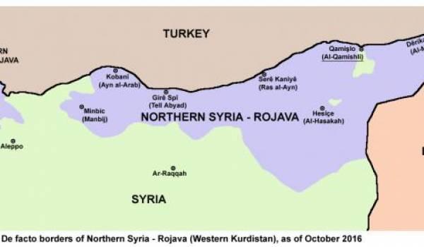 Ce qu'on ne dit pas à propos du Moyen-Orient : la Commune de Rojava