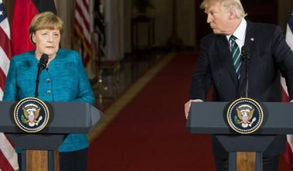 Coup de froid diplomatique entre l'Allemagne et les Etats-Unis