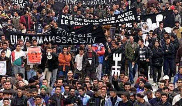 Le Printemps noir et l'assassinat de 127 jeunes par des gendarmes a été un point de rupture ressenti en Kabylie.