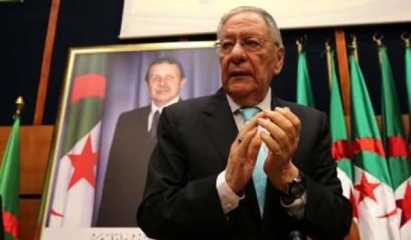 Djamel Ould Abbès, SG du FLN, le degré suprême de servilité