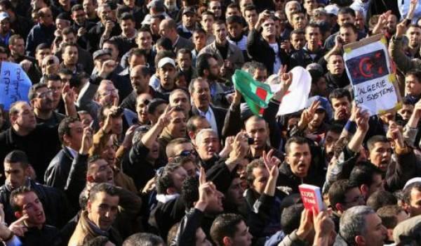 L'Algérie est biaisée par des élections de la honte