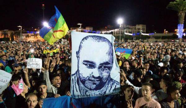 Manifestation des Amazighs du Rif