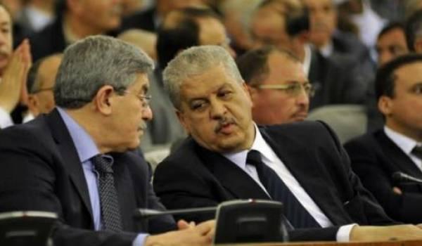 Sellal-Ouyahia, deux hommes, deux ambitions au service du système.