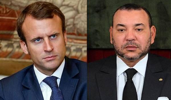 Emmanuel Macron, président.