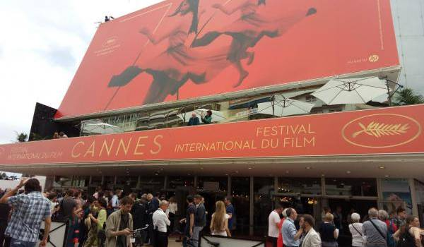 Tombé de rideau sur le festival de Cannes. Photo Mounir Outemzabt