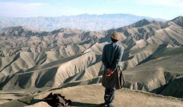 L'Afghanistan, un pays de montagnes insoumises, d'hommes nés dans la guerre.