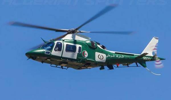 Un hélicoptère de la Gendarmerie nationale