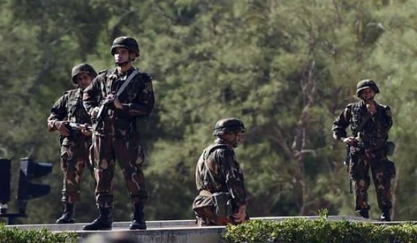 Des éléments de soutiens arrêtés à Skikda, Oran et Blida — Terrorisme