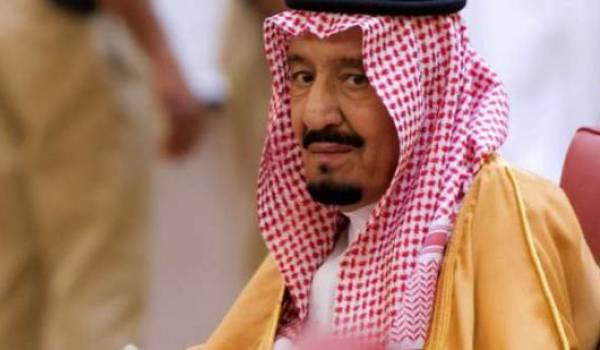 Le roi Salmane.
