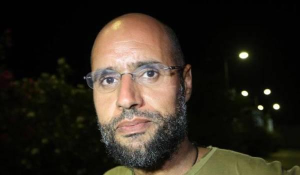 Saif Al-Islam Kadhafi l