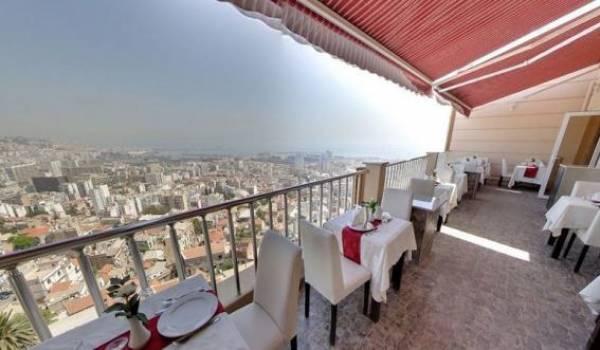 Hôtel Ikram à Alger.