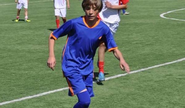 jeune footballeur prodige