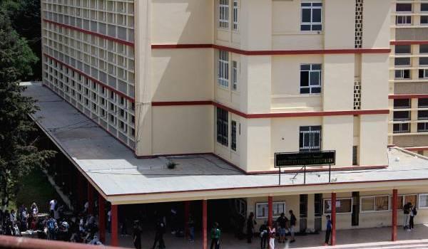 L'université de Bouzaréah