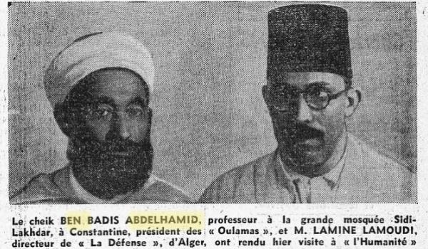 """Un article du journal communiste français """"L'Humanité""""."""