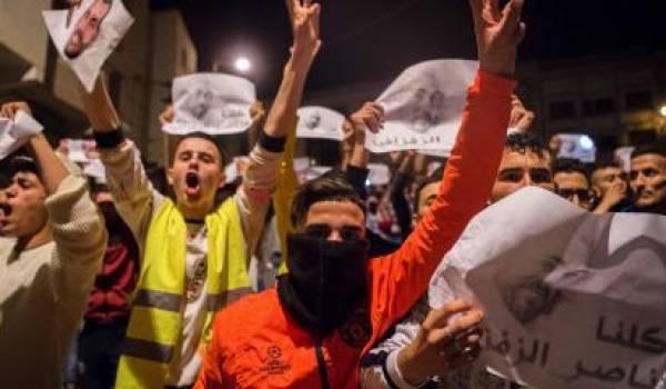 Malgré les arrestations, les intimidations, la contestation se poursuit au Rif.