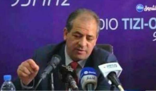 Ould Ali Lhadi, le soutien patenté au clan au pouvoir.