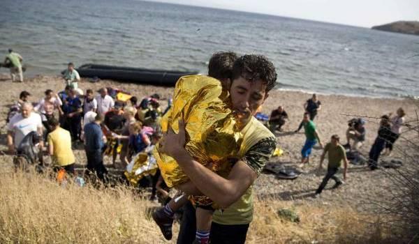 L'enfer des réfugiés.