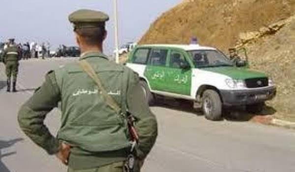 Une patrouille de gendarmerie ciblée par une attaque terroriste à Larbaâ