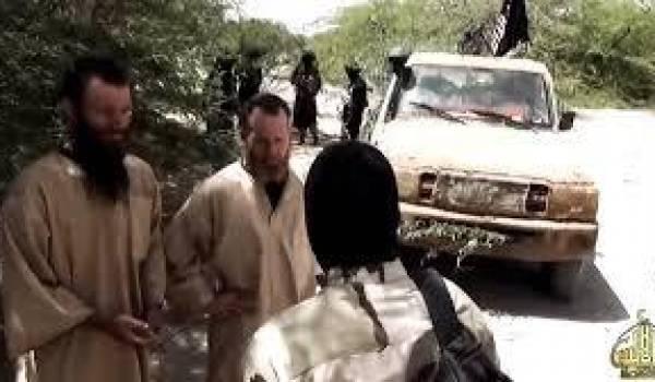 Libération d'un Suédois enlevé par Al-Qaïda en 2011 au Mali
