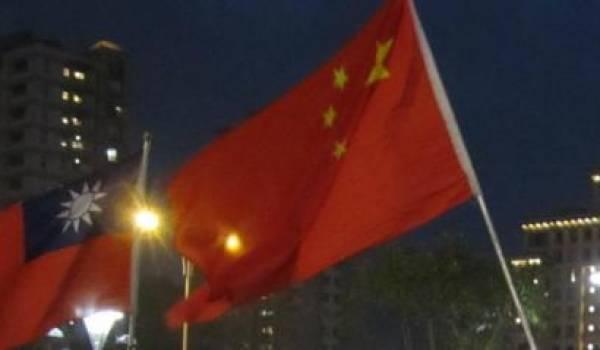 La Chine met la pression sur Taïwan.