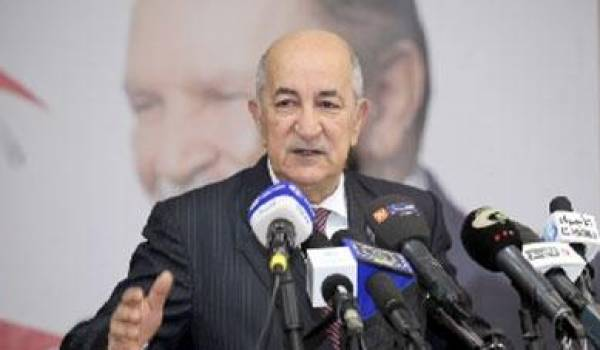 La tentation du populisme est trop forte chez Abdelmadjid Tebboune