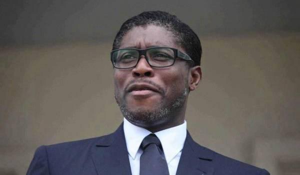 Teodorin Obiang, vice-président de Guinée équatoriale mis en cause dans ce procès à Paris.