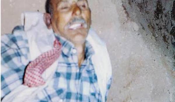 Le défunt Moussa Benoualha