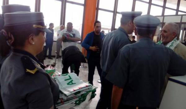 Opération de charme de la douane en direction des voyageurs à Batna