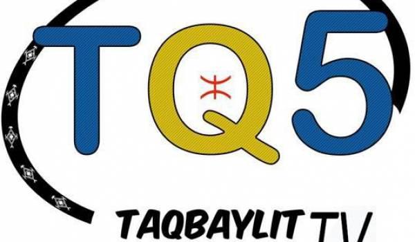 Taqbaylit TV, TQ5, est née
