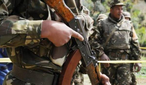 Coup de maître de l'ANP à Gouraya contre des terroristes.