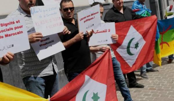 Le Rif proteste depuis 8 mois.
