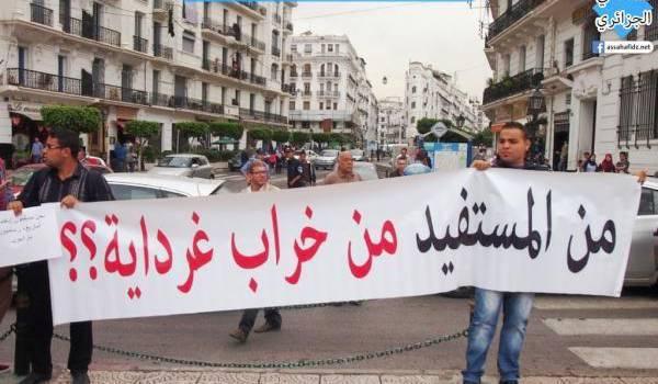 Les violences meurtrières de Ghardaia illustrent l'incapacité des autorités à endiguer les crises socioéconomiques qui traversent le pays