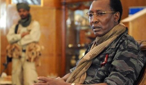 Idriss Déby fait régner la peur.