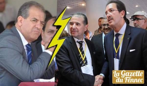 """Ould Ali appelle Berraf à """"faire preuve de sagesse"""" et lui conseille de partir !"""