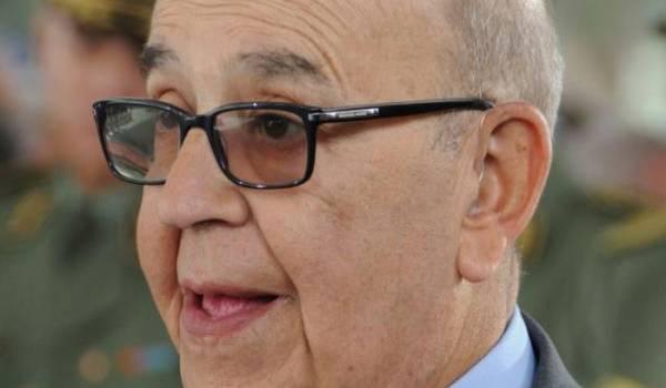 Rédha Malek, ancien chef du gouvernement