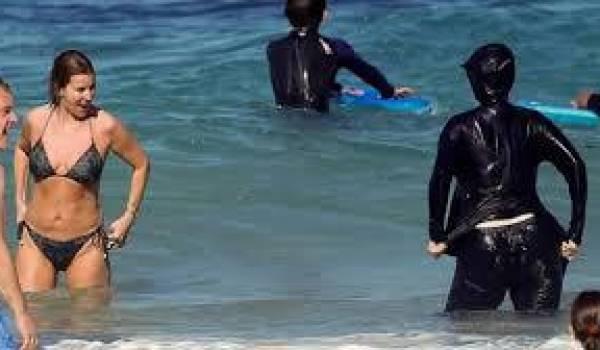 Finis les burkinis sur les plages si l'on en croit la décision de la justice à Marseille.
