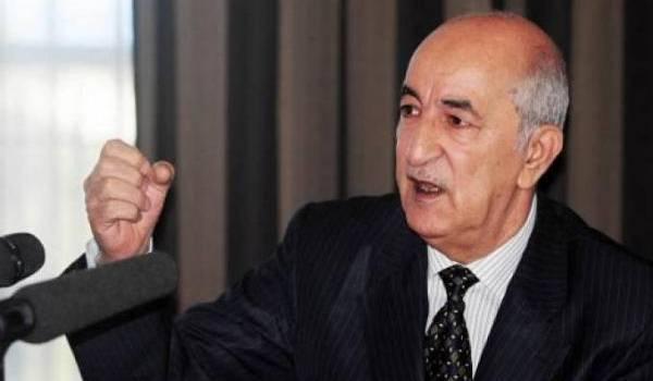 Abdelmadjid Tebboune aurait abandonné l'option d'adhésion à l'OMC