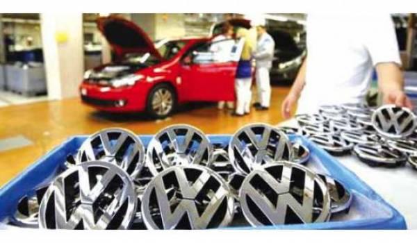 Volkswagen a ouvert son unité dans l'ouest algérien.