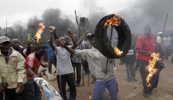 11 personnes tuées dans des violences post-présidentielles au Kenya